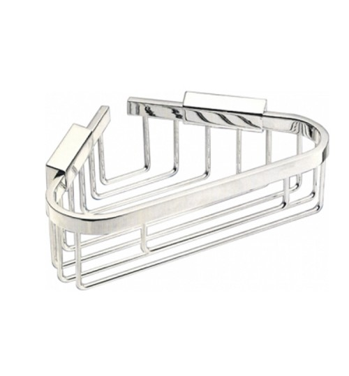 Stainless Steel Shower Basket,Wall Mount Shower Basket