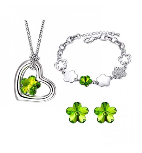Cherry Blossom Jewelry Sets,Lovely Cherry Blossom Jewelry Sets