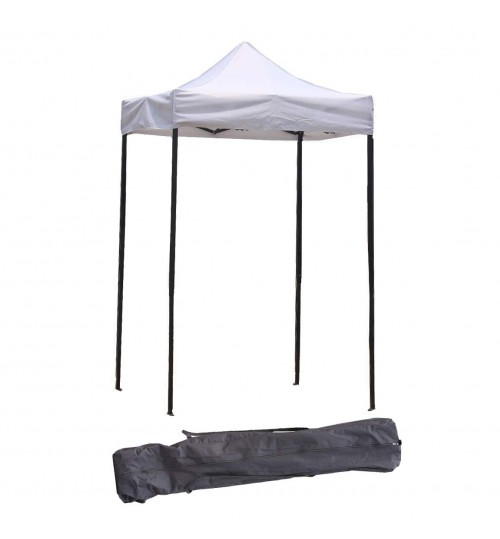 American Phoenix Multicolor Canopy Tent 5x5 Feet Party Tent Gazebo Canopy Commercial Fair Shelter Car Shelter Wedding Party Easily Pop Up