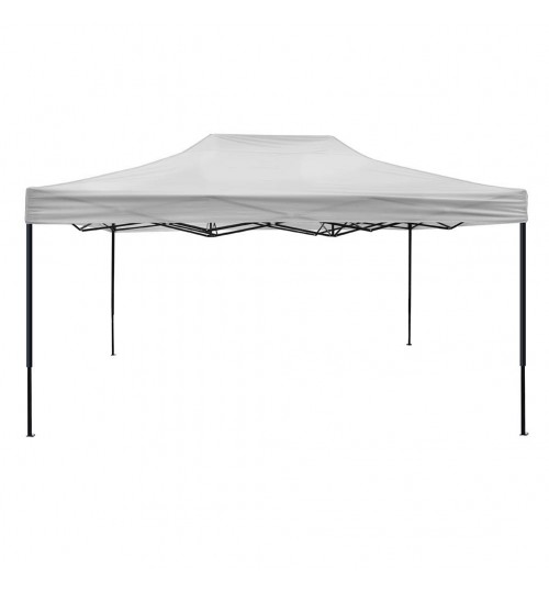 OTLIVE Canopy Tent with 420D Waterproof Top Portable Pop Up Tents for Outdoor Events Wedding Parties (10x20, White)
